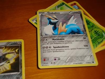 Echange de cartes Pokemon et Yo-kai Watch