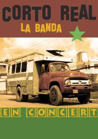 Soirée salsa avec le groupe Corto Real la banda