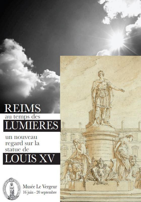 """""""Reims au temps des lumières, un nouveau regard sur le statue de Louis XV"""""""