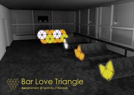 baréphémère#21 – Bar Love Triangle
