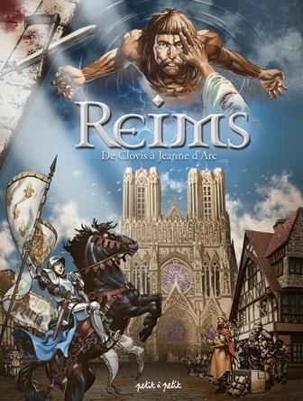 dédicace de la BD Reims