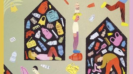 Fable synthétique, histoire d'un continent de plastique