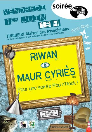 Maur Cyriès + Riwan