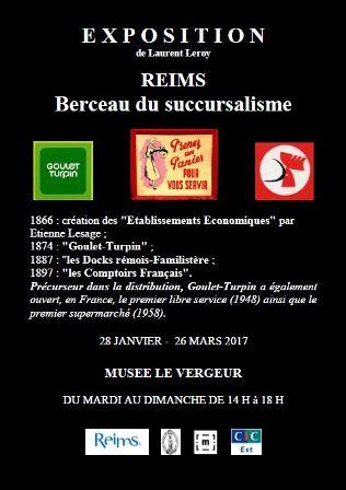 Reims : Berceau du succursalisme