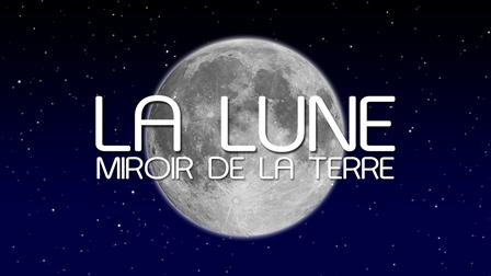 La Lune, miroir de la Terre