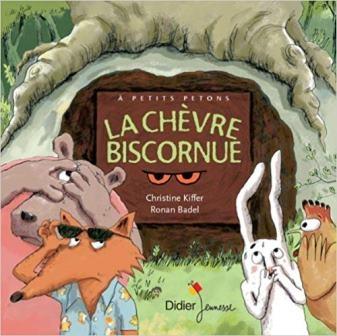 Raconte-tapis : la chèvre biscornue