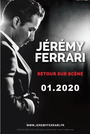 Jérémy Ferrari « Anesthésie Générale »
