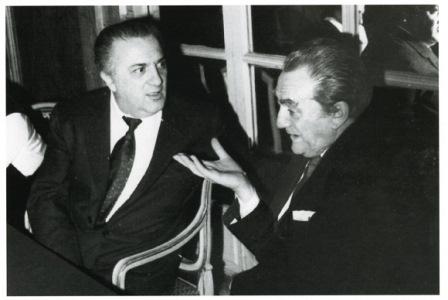 Fellini / Visconti - Duel à l'italienne