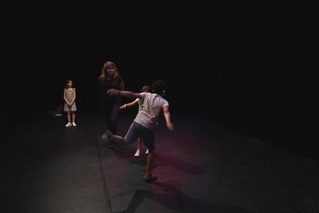 Vacances digitales : théâtre « portrait de ville »