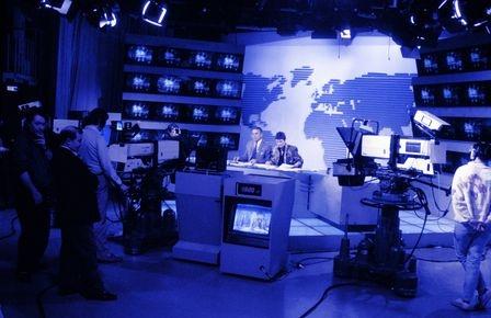Une télévision française – Étape de création