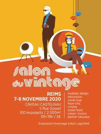 SALON DU VINTAGE™ - Reims (2ème édition)