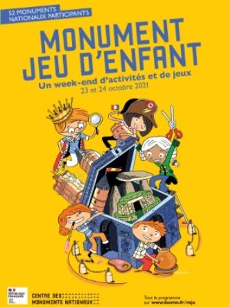 Monument jeu d'enfant / Les sacres des rois de France à Reims racontés aux plus jeunes