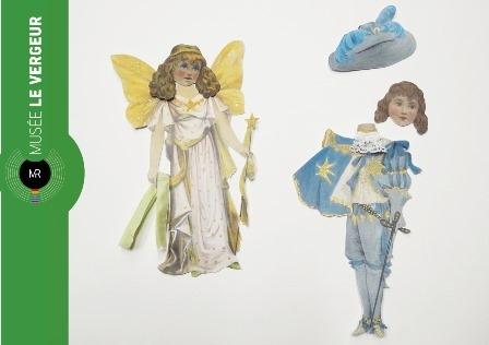 Petit carnaval en papier