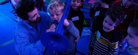 Jazzus Kids #2 : improvisation maestro