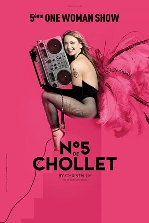 « N°5 de CHOLLET »