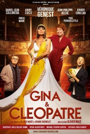 Gina et Cléopâtre