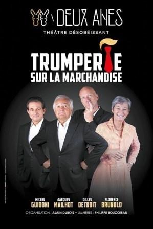 """""""Trumperie"""" sur la marchandise"""