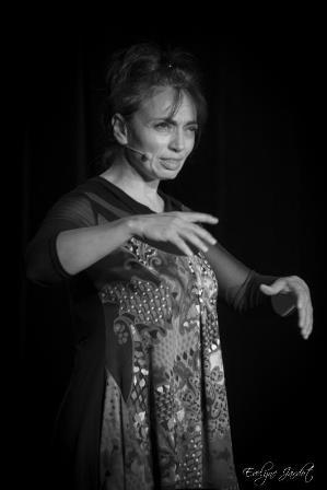 Démons et pots fêlés, contes de Chine avec Nathalie Leone