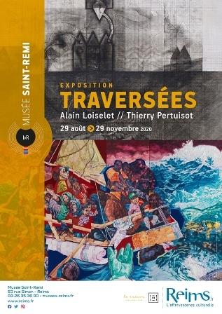 Traversées. Alain Loiselet // Thierry Pertuisot