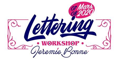 Workshop  de lettering