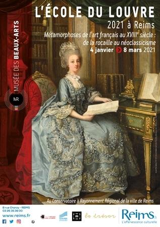 Métamorphoses de l'art français au XVIIIe siècle : de la rocaille au néoclassicisme
