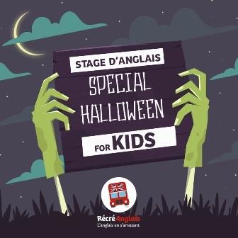 Les stages spécial Halloween sont de retour !