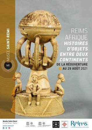 Reims-Afrique. Histoires d'objets entre deux continents