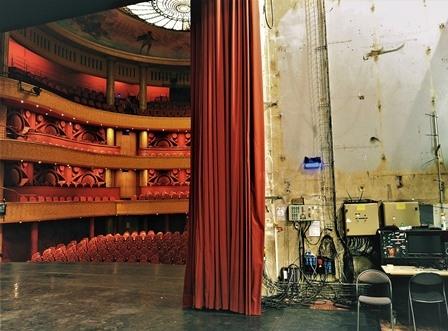 Du Manège à l'Opéra : dans le noir tout s'éclaire