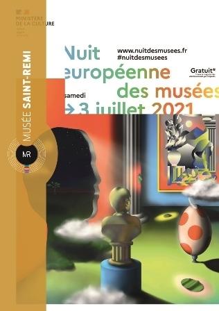 """NUIT DES MUSÉES """"En immersion"""""""