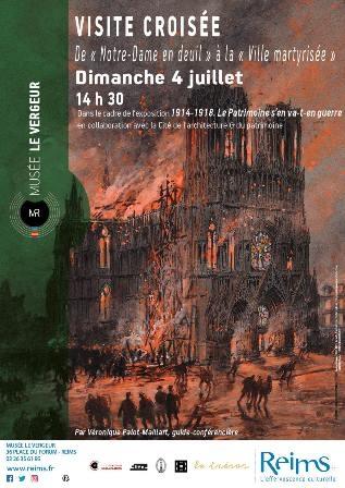 De « Notre-Dame en deuil » à la « Ville martyrisée »