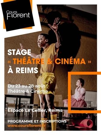 Stage « Théâtre et Cinéma » du Cours Florent