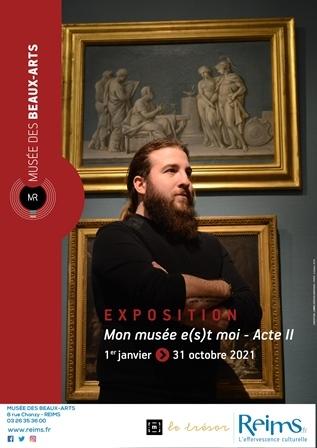 Mon musée e(s)t moi. Portraits photographiques par Guillaume Gellert
