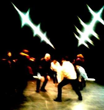 Séance de découverte de l'atelier-théâtre de l'Ageasse