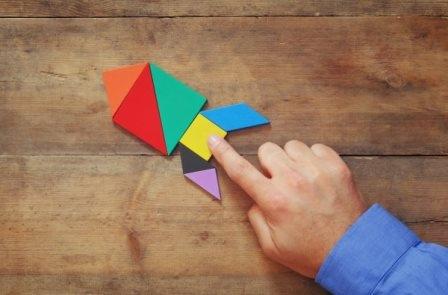 À la découverte du tangram