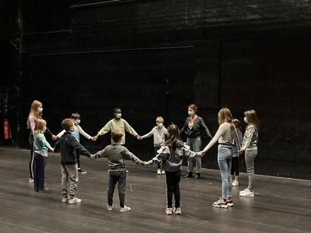 Stage théâtre enfants #1